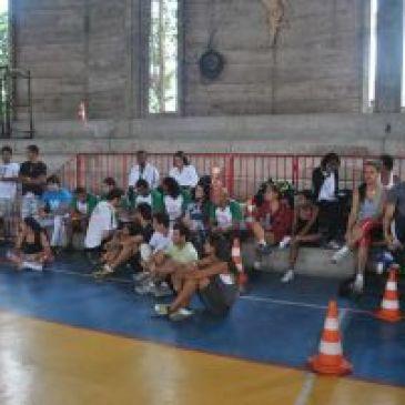 Segunda capacitação para educadores físicos no Estado do Rio de Janeiro