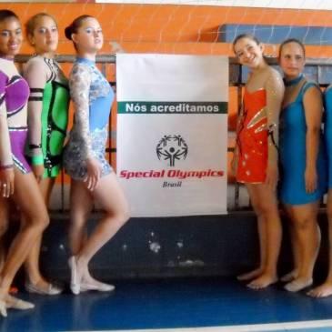 Torneio Local Special Olympics de Ginástica Rítmica