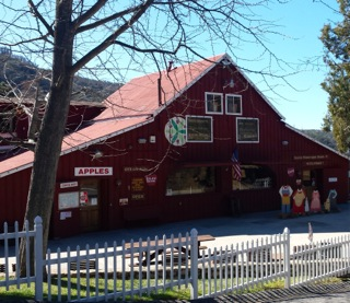 Parrish Ranch Red Barn Store