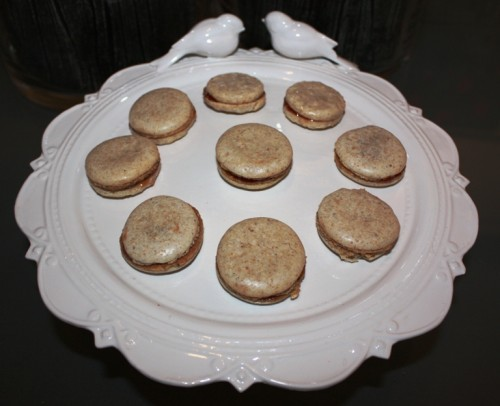 Tonka macaroons
