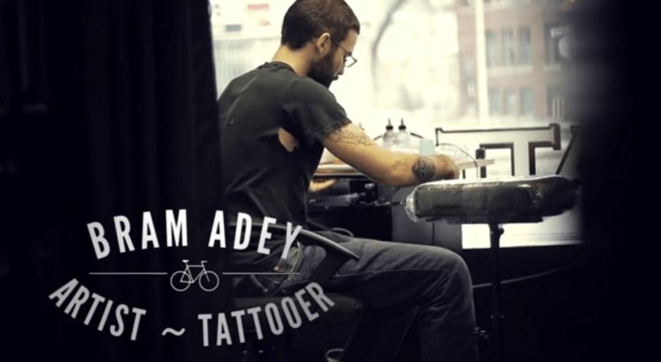 Bram Adey    Artist   Tattooer on Vimeo