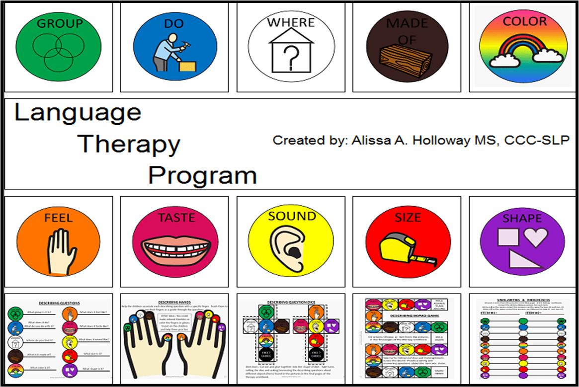 Language Therapy Program pic