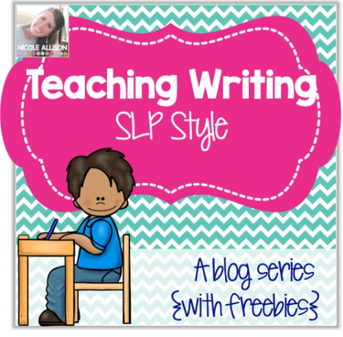 Teaching Writing Series
