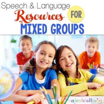 Resources for Mixed Groups