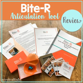 Bite-R Articulation Tool {Review}
