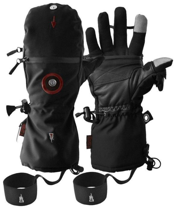 Heat 3 Winter Gloves