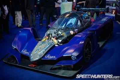 Autosport International 2013: Mix & Match - Speedhunters