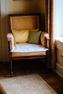 Chairs and Furniture - Glensheen Mansion - Duluth, Minnesota