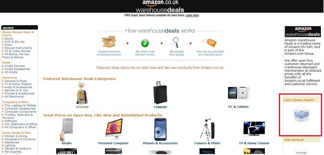 Engrossing Spend Little Amazon Deals Spendlittlesavelots What Is Amazon Warehouse Deals Like New Is Amazon Warehouse Deals Safe dpreview What Is Amazon Warehouse Deals