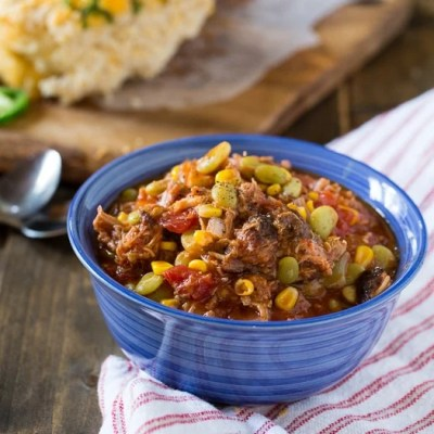 Easy Brunswick Stew Recipe - Spicy Southern Kitchen