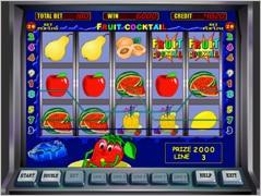 Fruit Cocktail deluxe Kostenlos Online Spielen