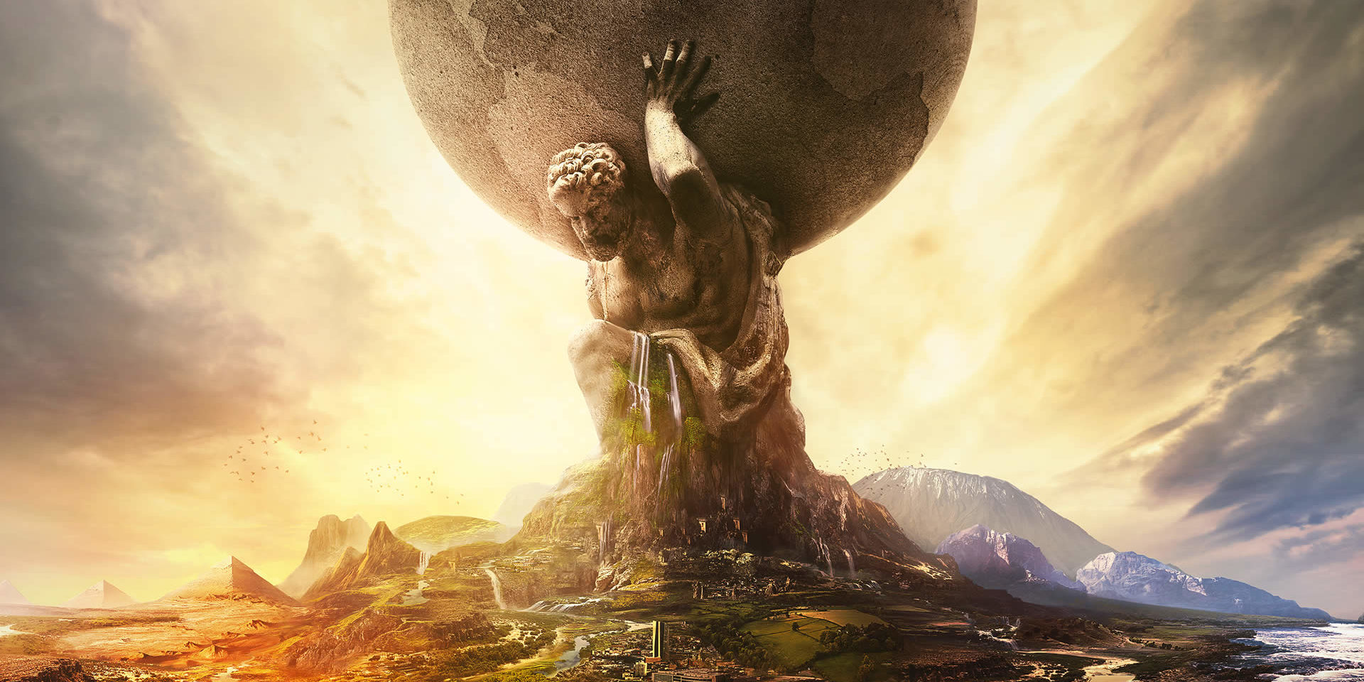 Livestrømming Civilization VI