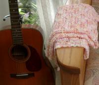baby blanket for Rachel
