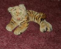 My tiger got Steiffed