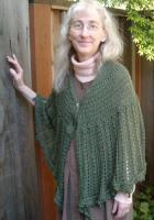 Grace's shawl