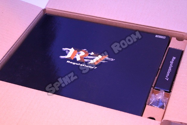 Dreamcast R7 Shipping Box Content