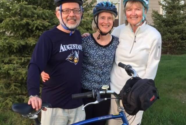 Biking For St. Dysmas