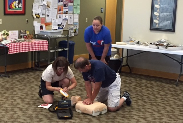 Story of the Week – AED Training