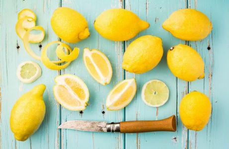 Το μυστικό που διώχνει τα φυτοφάρμακα: το λεμόνι!