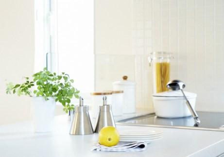 Υπάρχει σίγουρα μια γωνιά στην κουζίνα σας που θα μπορούσε να διακοσμηθεί.