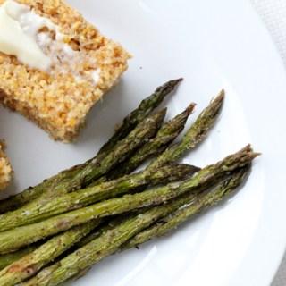 Cornbread and Asparagus5