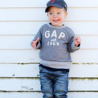 Little Boy Gap