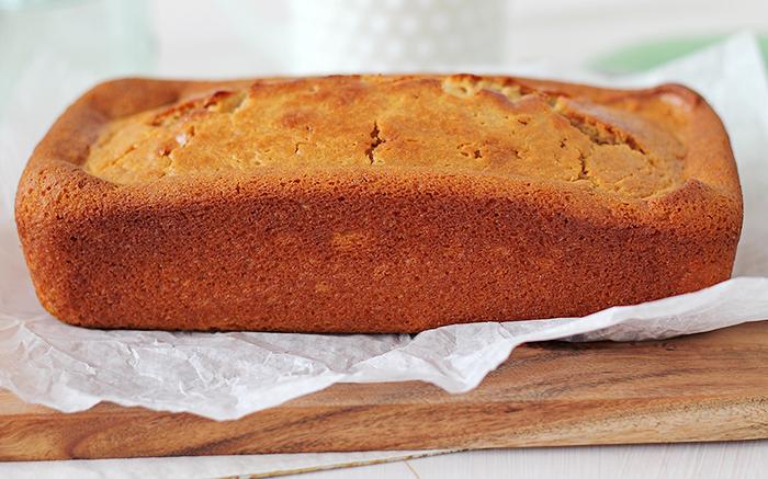 ... living in a pancake: Maple yogurt pound cake - Splash of Something