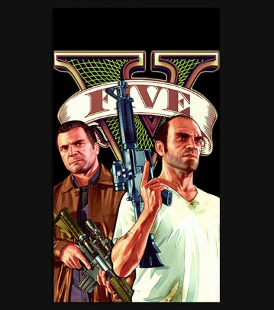 GTA 5 HD Wallpaper For Your Android Phone | SPLIFFMOBILE