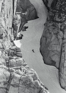 Discovering the S-Couloir