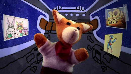 Jiffy's Lazy Links: Star Fox Puppets Edition