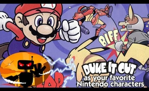 Super Smash Bros. – Definitive 50 N64 Game #6