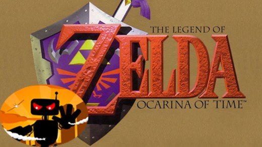 The Legend of Zelda: Ocarina of Time – Definitive 50 N64 Game #1
