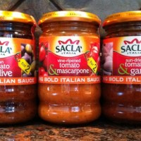 Sacla Stir Through Pasta Sauces