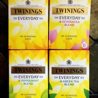Review: Twinings Everyday Tea Blends