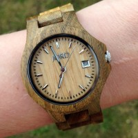 Wooden Watches by JORD: Earth, Soil, Land