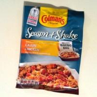 Colman's Season and Shake