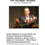 The Michigan Socialist – July/August 2005