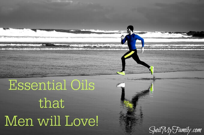 Essential oils for men? Is that a thing? Find out why essential oils are perfect for men... www.spoilmyfamily.com
