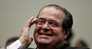 Justice Scalia's dissent in the court's 2013 gay marriage rulings set the stage for the overturning of bans on same-sex marriage in dozens of states.