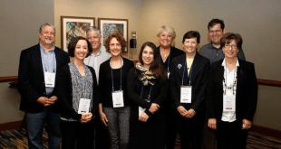 Association of Jewish Family & Children's Agencies attendees/Contributed photo