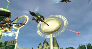 YouTube image of Quidditch from Harry Potter