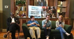 August Coffee Talk panelists