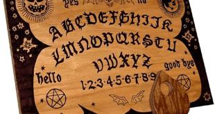 Moder Ouija board/Wikipedia