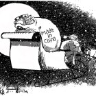 This Week's Editorial Cartoon