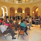 Black Minnesotans lobby at the State Capitol