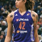 Mercury rookie Griner gets help from legends