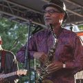 Kirk Whalum at the Selby Jazz Fest, Sept 10, 2016.