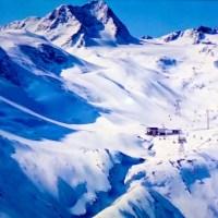Eines Königreichs würdig: Die neue 3S-Eisgratbahn am Stubaier Gletscher
