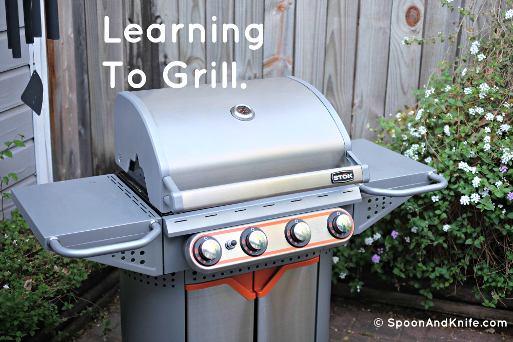 STOK'd about grilling