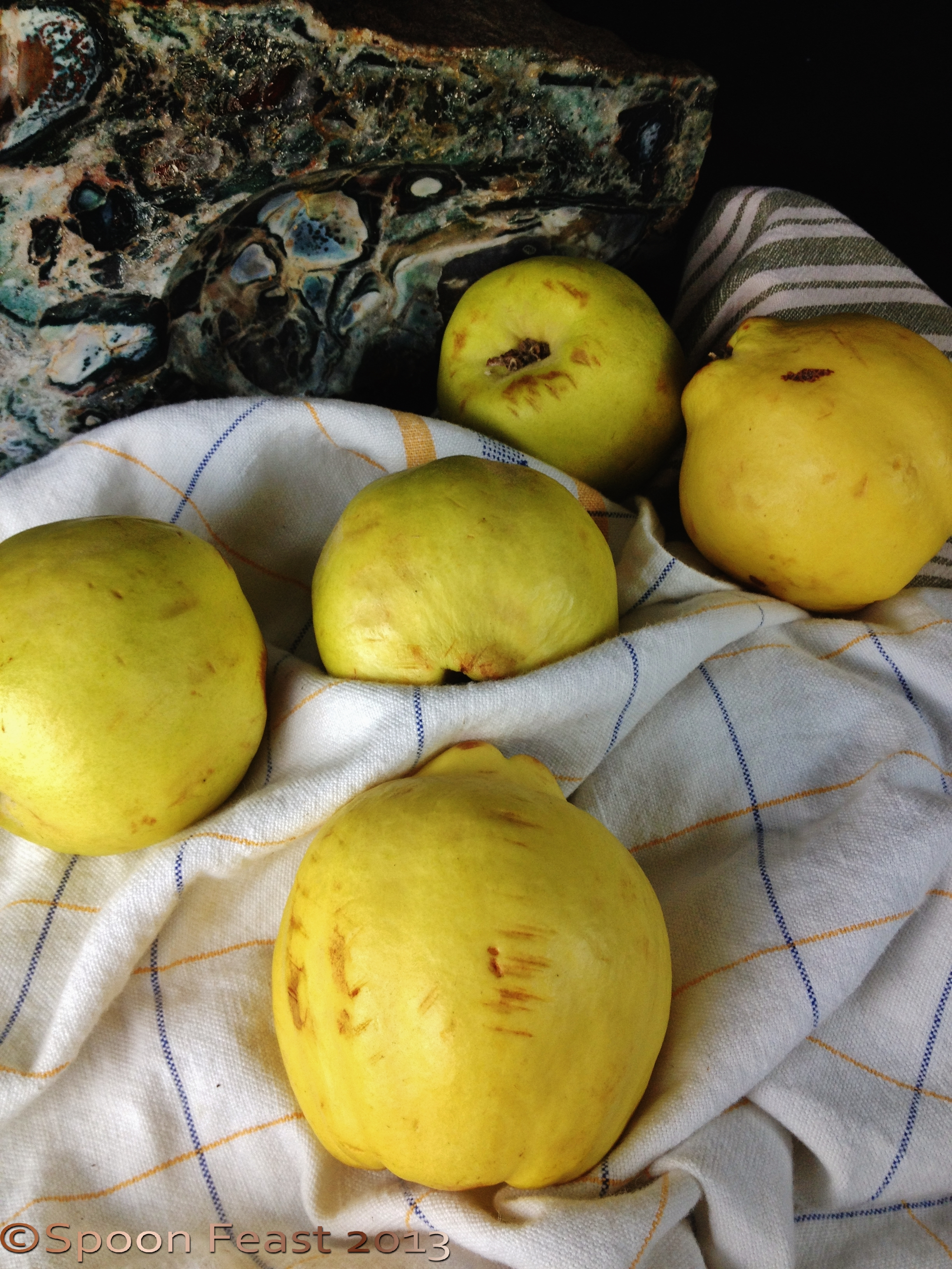 quince fruit how to ripen fruit